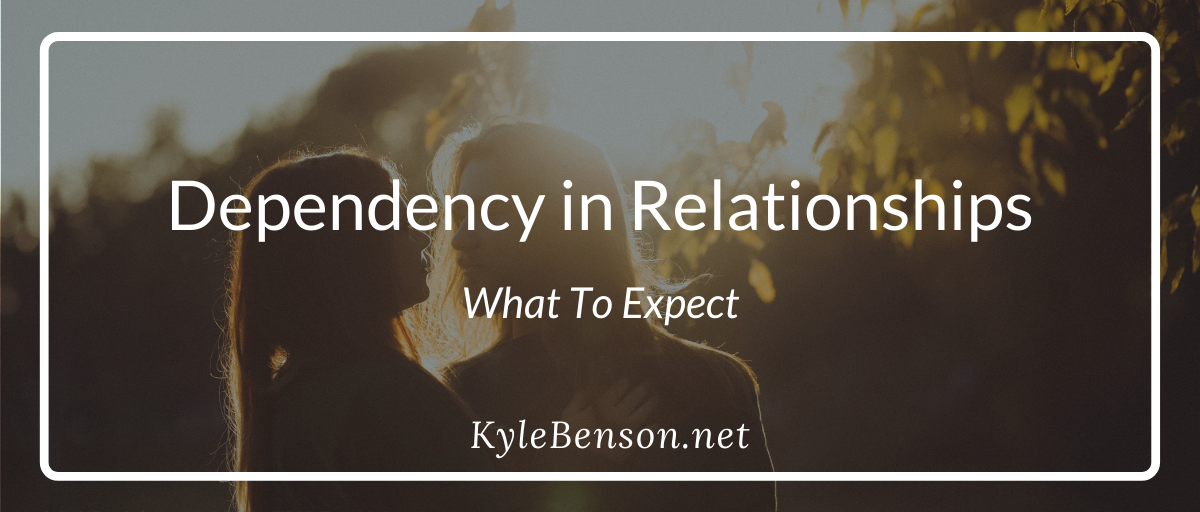 Dependence in relationships